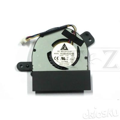 Fan Processor ASUS Eee PC X101H , KSB0405HB, 13NA-3JA0D01 (4 PIN)
