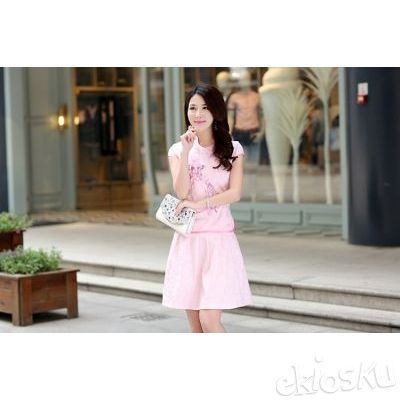 DRESS CHEONGSAM TERBARU 05