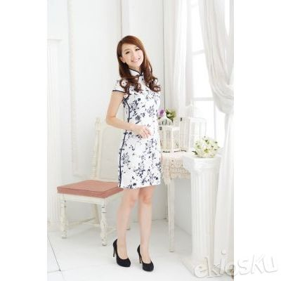 DRESS CHEONGSAM TERBARU 10