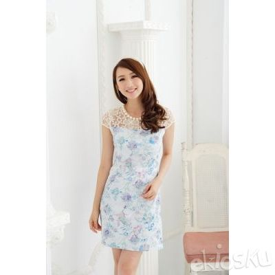 DRESS CHEONGSAM TERBARU 15