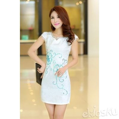 DRESS CHEONGSAM  18