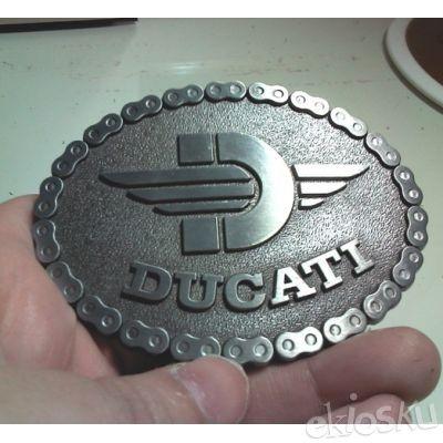 Sabuk Buckle Oval Ducati Chain