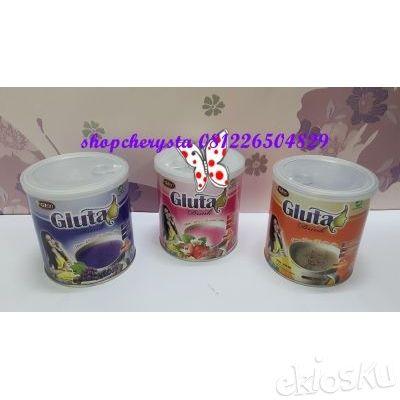 gluta drink suplemen pemutih kulit