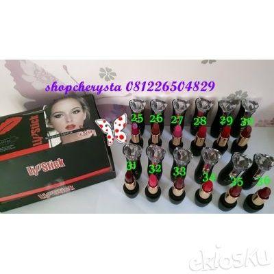 lipstick cisow hitam