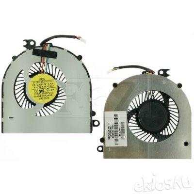 Fan Processor HP ProBook 4446S 4445S 4441S 4440S, 683651-001, 23.10605.001, HSTNN-W83C, HSTNN-W88C