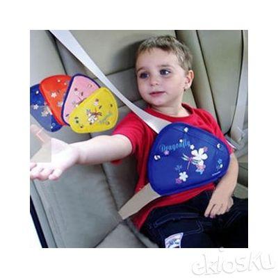 Pelindung Segitiga Sabuk Pengaman Anak Bayi Baby Regulator Seat Belt