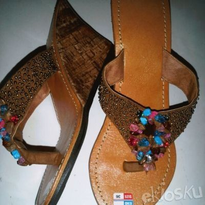 Sandal Wedges Slipper Oric
