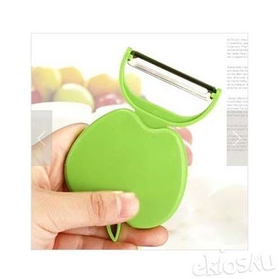Alat Kupas Apel Manual Potong Kulit Pisau Apple Slicer Alat Dapur Masak