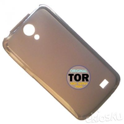 COVER SILIKON EVERCOSS A7T A7T+ JELLY SOFT CASE KONDOM CROSS