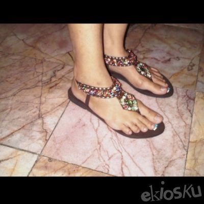 Sandal Persian Flat