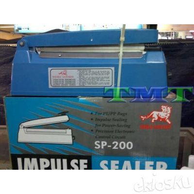 IMPULSE SEALER DOUBLE LEOPARDS -SP 200 (20 CM) BODY PLASTIK