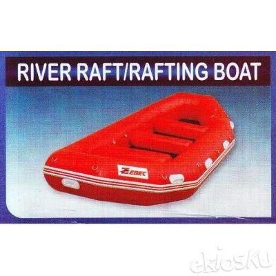 Perahu karet / rubber boat Zebec river raft / rafting 330R