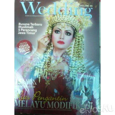 Majalah SURABAYA WEDDING