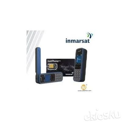 Telepon Satelit Isatphone Pro