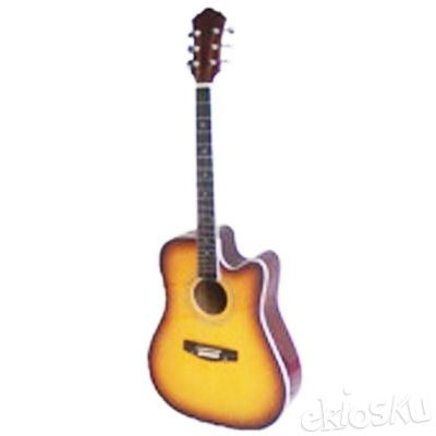 Gitar Akustik String GT 30 (Gratis Senar 1 set)