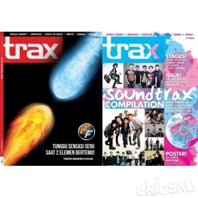 TRAX #112 - November 2011