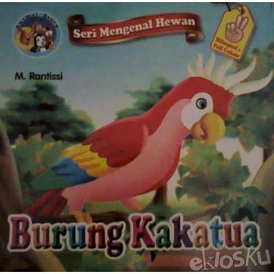 Buku Anak Seri Mengenal Hewan