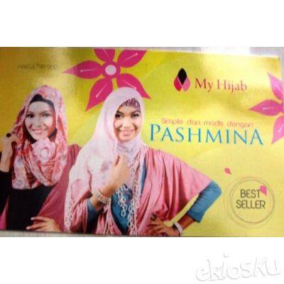 Trend Hijab Pasmina Dan Segi Empat