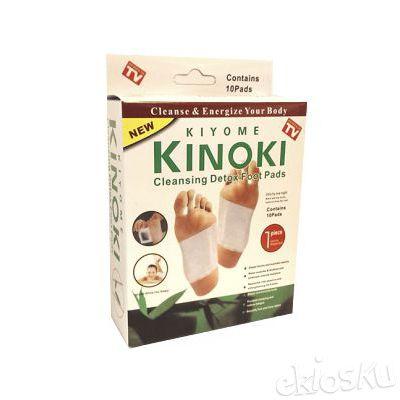 Kinoki Foot Detox