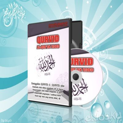 DVD AL-QUR'AN VIDEO (QURVID)
