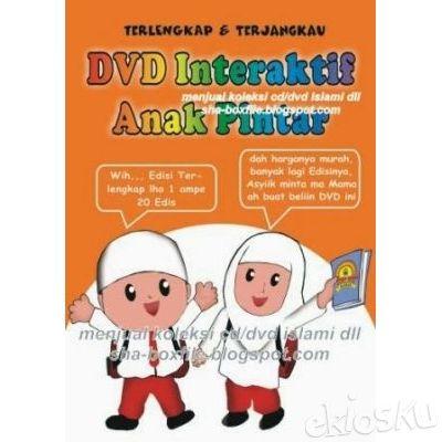 DVD Interaktif Anak LENGKAP