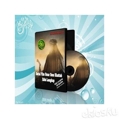 DVD SERIAL FILM UMAR IBNU KHATTAB EDISI LENGKAP