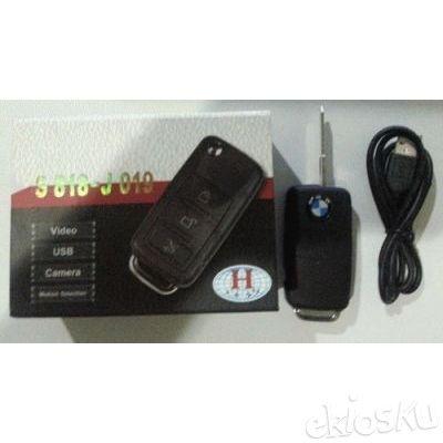 Spy Cam Remote Mobil BMW Slot Micro SD