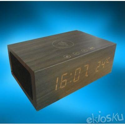 Speaker Kayu 2.0 Alarm Bluetooth (EP10)