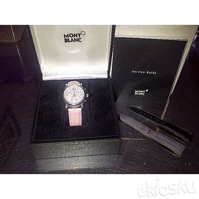 Montblanc Mini Star chronograph watch original (EP10)