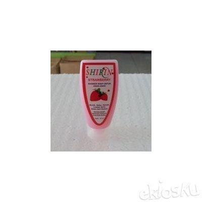 Shirin Shower Soap Strawberry untuk Anak