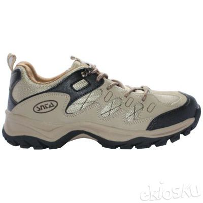 Sepatu Gunung/Hiking SNTA 411 Beige Brown