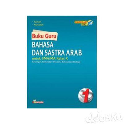 Buku Guru Bahasa Arab Peminatan SMA-MA Kelas X Kurikulum 2013