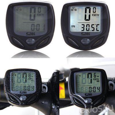 SUNDING SD-546C Wireless Backlight & Waterproof