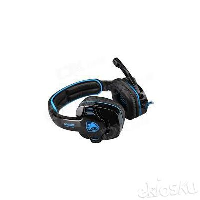 Headset SADES GAMING WOLFANG SA-901 USB