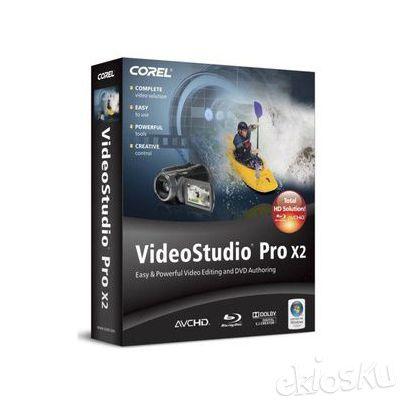 COREL VIDEO STUDIO X2