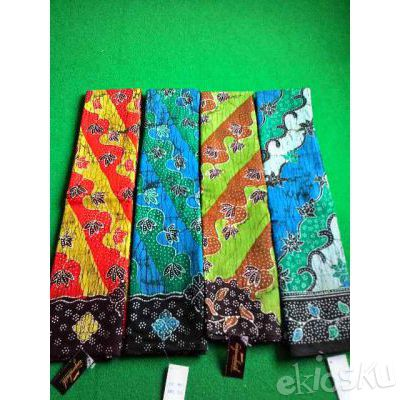 Batik Tulis Madura Serat Kayu