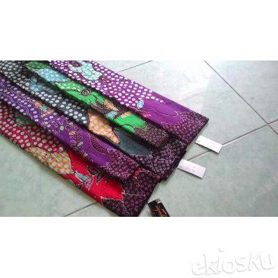 Batik Tulis Madura Serat Kayu Polka