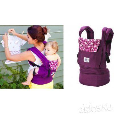 Ergo Baby Carrier | Best Seller | Gendongan Bayi Berkualitas