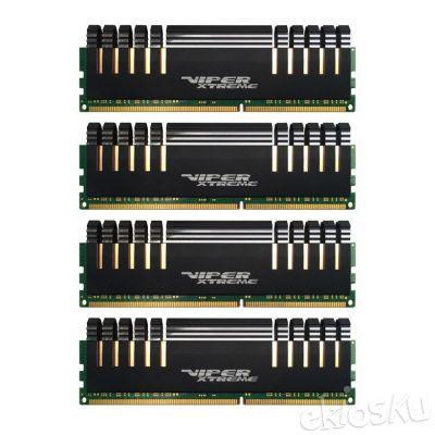 Patriot Memory DDR4 32GB - 4 x 8GB - PX432G240C5QK (EP10)