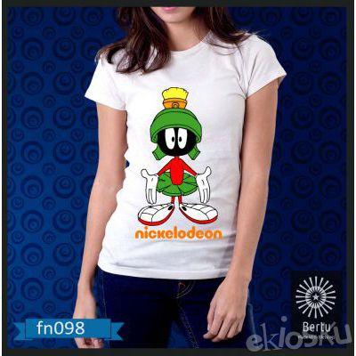 Kaos Wanita Best Cartoon Nickelodeon Kode : FN098