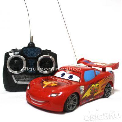 MOBIL RC CARS LIGHTNING 95 MCQUEEN