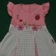 Baby Girl Dress Soft Pink