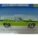 Hot Wheels 1970 Plymouth Barracuda