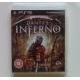 Kaset Game PS3 Dante's Inferno