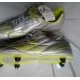 Calci Sepatu Bola Green Silver