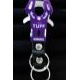 Small Key Chain  Purple