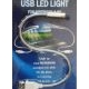 USB LED Light Flexible ~ Lampu Fleksibel Untuk Laptop
