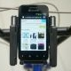 Holder Smartphone, GPS, Handphone for Biker / Motoris