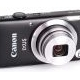 CANON IXUS 125 BLACK