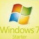 Windows 7 Starter OEM 32 Bit